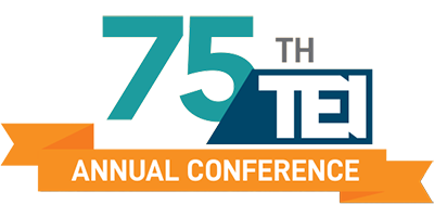 Logo TEI's 75th Annual Conference
